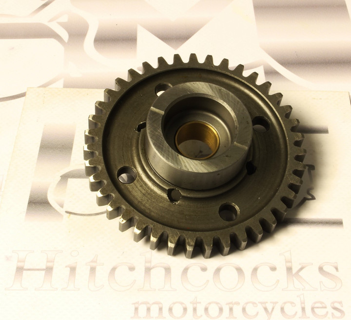Hitchcocks Motorcycles | Partsbook Page: Drive Cover & Sprag