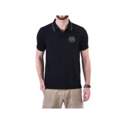 96600 RLATSC001709 Polo Shirt Black Front.jpg