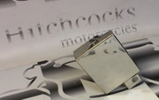 E/ Start Bike Battery Covers To Clear