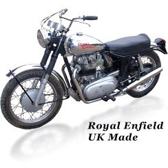 Royal Enfield - Hitchcocks Motorcycles - Spare parts for Bullets