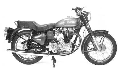 500 Bullet Indian Export Spec
