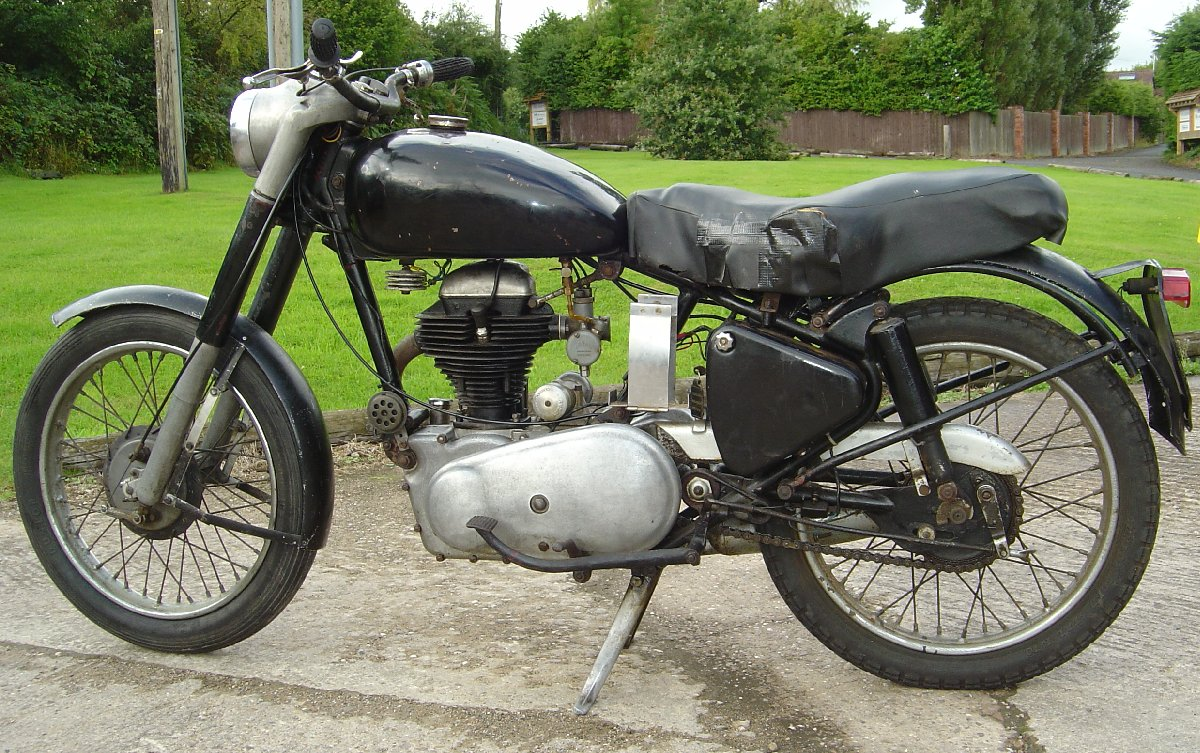 Royal Enfield Parts Information and Services